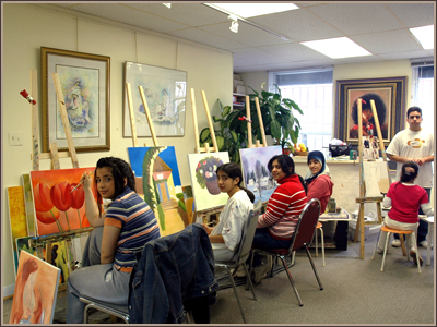 Irena Art School